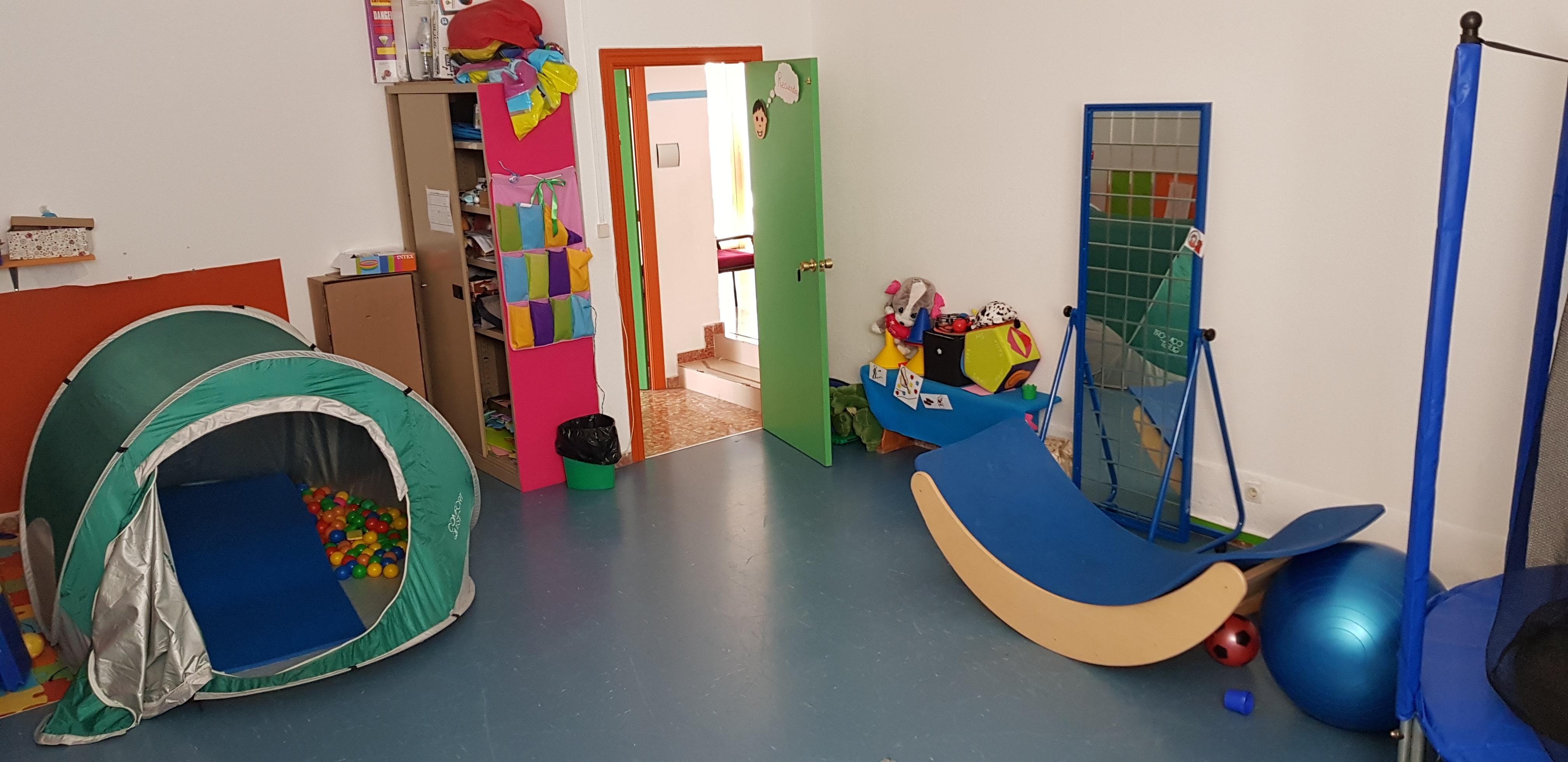 Sala de Juegos autismo jaen 3