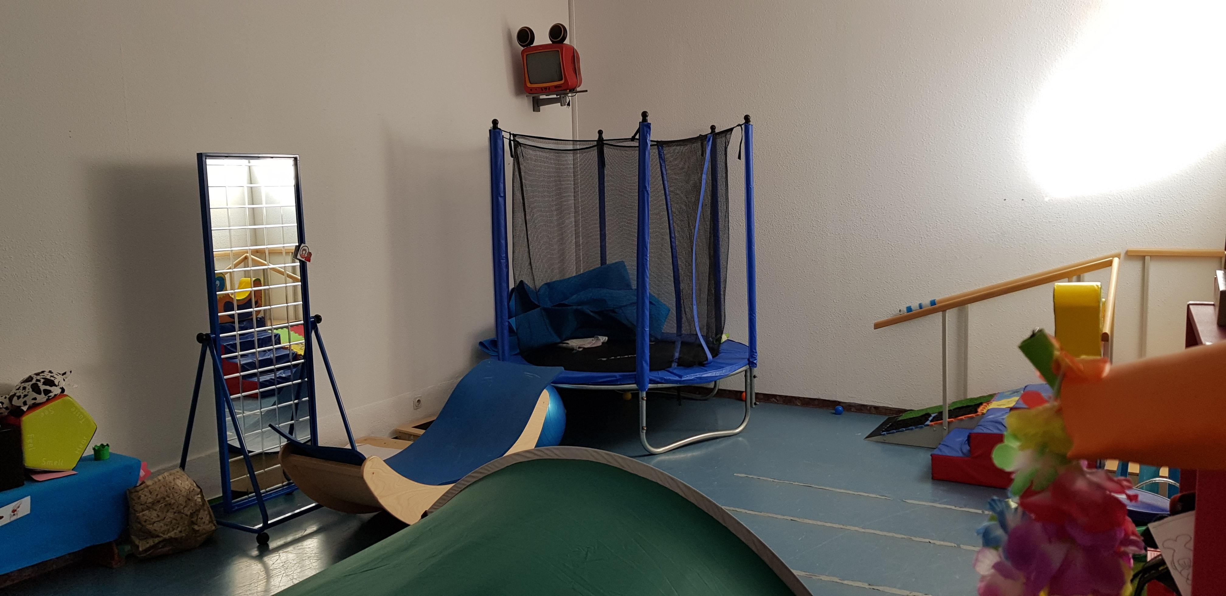 Sala de juegos autismo jaen 2
