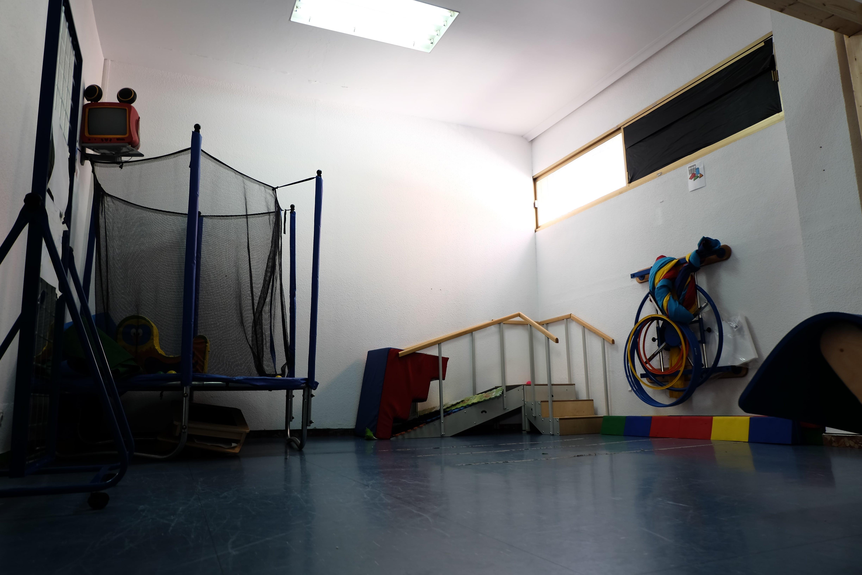 Sala de juegos autismo jaen