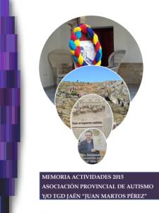 Consulta la memoria de actividades 2015