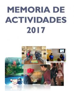 Consulta la memoria de actividades 2017
