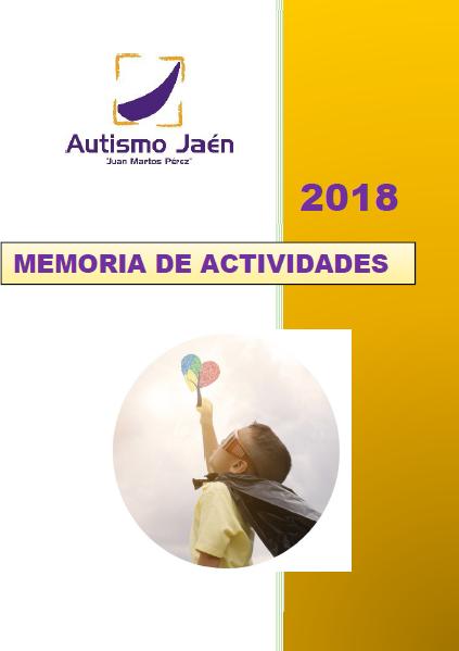 Consulta la memoria de actividades 2018